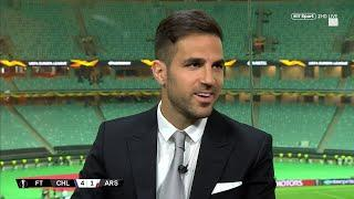 """Fabregas: """"Now is the time for Hazard to leave Chelsea"""""""