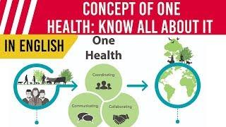 One Health Initiative to unite human & veterinary medicine, Know all about it, Current Affairs 2019