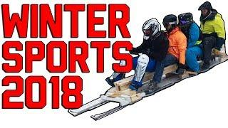 Winter Sports 2018 Fails: See You On The Hill! (February 2018) | FailArmy