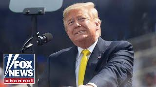 Trump speaks at massive rally during India visit: 'America loves India'
