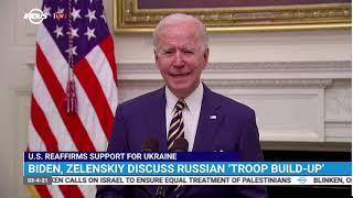 Daily Top News | U.S. REAFFIRMS SUPPORT FOR UKRAINE | Indus News
