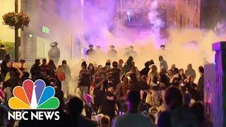 Escalating Protests Nationwide Over Death Of George Floyd | NBC Nightly News
