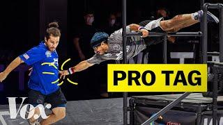 How tag became a professional sport