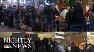 Nightly News Broadcast (Full) - December 23th, 2019 | NBC Nightly News