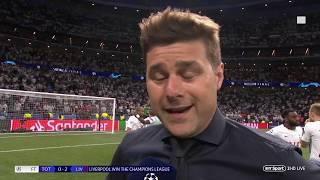 """I feel so proud!"" Mauricio Pochettino was as classy as ever in his post-match interview"
