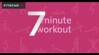 FitStar 7 Minute Workout