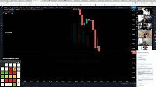 Live Forex Trading - NY Session 24th February 2021