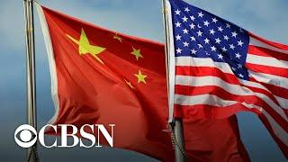 U.S.-China tensions escalate over COVID-19 response