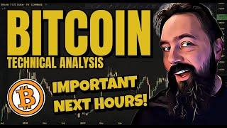 Undecisive Day Today, But Might End Up Exciting - Bitcoin BTC Analysis And Price Prediction.