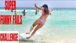 #1 Ultimate Mix Girls Funny Fails- Try Not To Laugh Fail Army May 2019