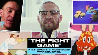 The Fight Game by Conor McGregor and BT Sport | UFC 257 Promo