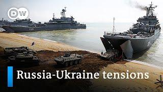 Russia withdraws troops from Ukraine border   DW News